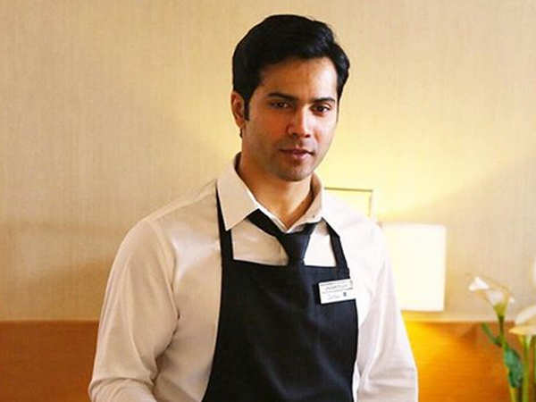 When Varun Dhawan was mistaken for a hotel employee by a tourist!