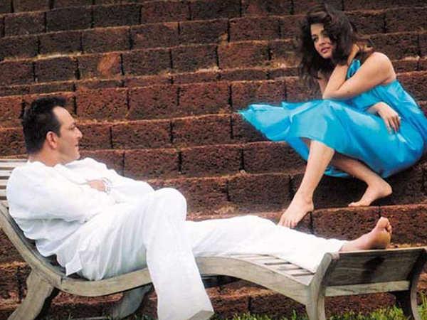 Aishwarya Rai Bachchan fulfills Sanjay Dutt's wish