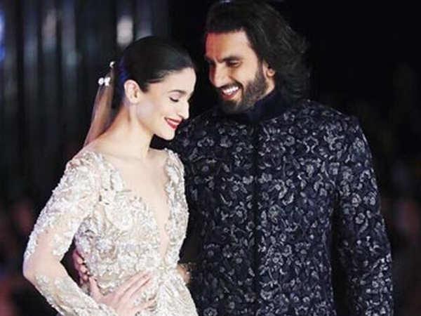 Alia Bhatt gives Ranveer Singh an adorable nickname
