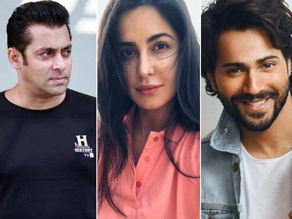 Katrina Kaif's next will be opposite Varun Dhawan and not Salman Khan