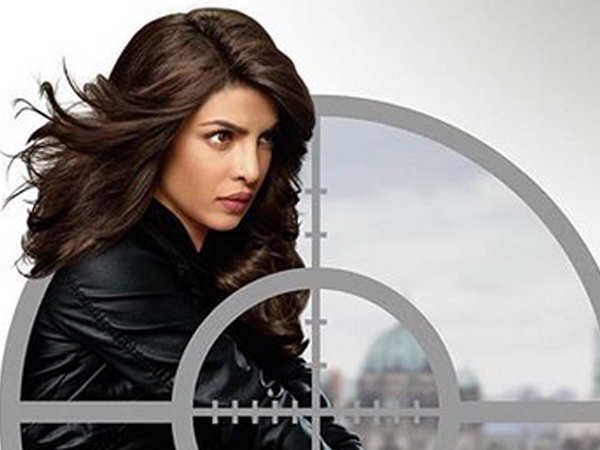 Priyanka Chopra promises high-octane action in the Quantico 3 poster