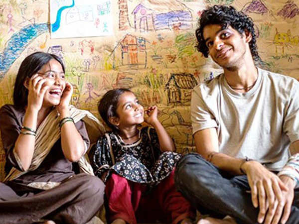 Ishaan Khatter rapped with Dharavi boys for his role in Beyond The Clouds