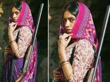 Out now! Bhumi Pednekar's first look from Son Chiriya