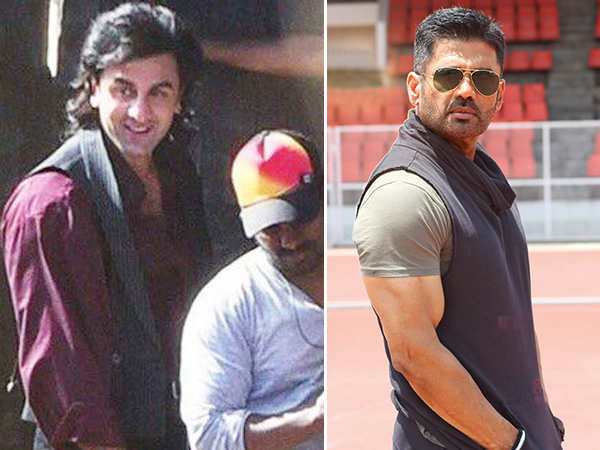 Suniel Shetty thinks no one else could play Sanjay Dutt except Ranbir Kapoor