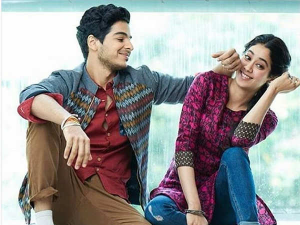 """Janhvi is constantly bringing smiles on people's faces"" - Ishaan Khatter"