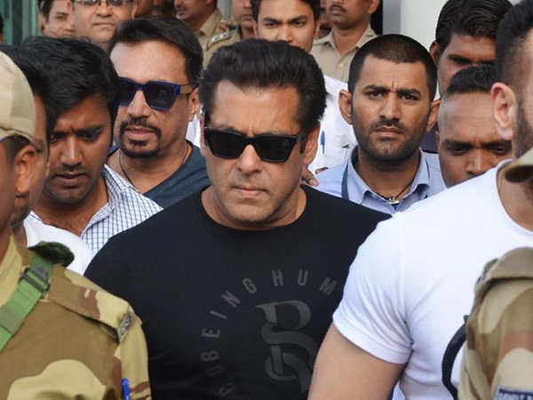 Salman Khan gets 5 years of imprisonment, fined Rs 10,000 in blackbuck poaching case