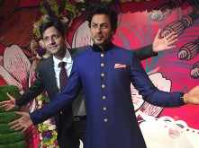 Shah Rukh Khan's wax figure gets unveiled at Madame Tussauds Delhi