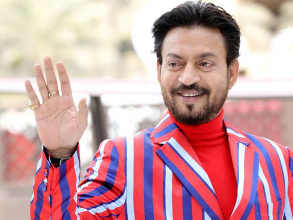 B-town cheers for Irrfan Khan's Blackmail