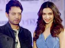 Deepika Padukone gets emotional talking about Irrfan's health