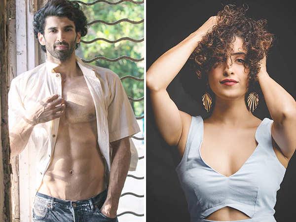 Sanya Malhotra might be seen opposite Aditya Roy Kapur in his next