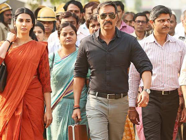 Ajay Devgn's Raid all set to be the fourth film to enter the Rs 100 crore club in 2018