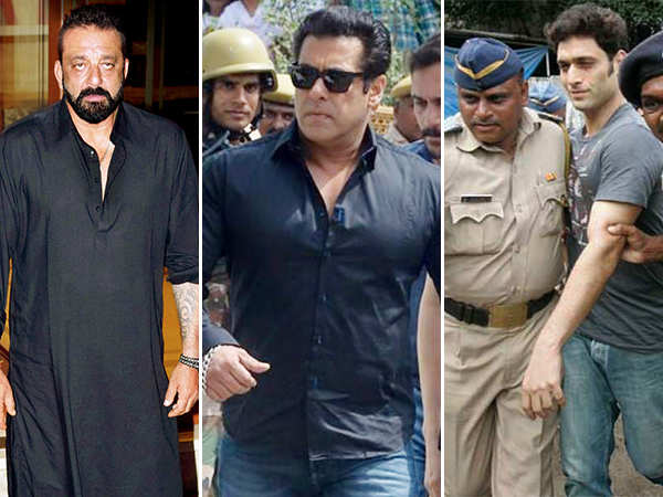 20 Bollywood celebrities and their tryst with the law