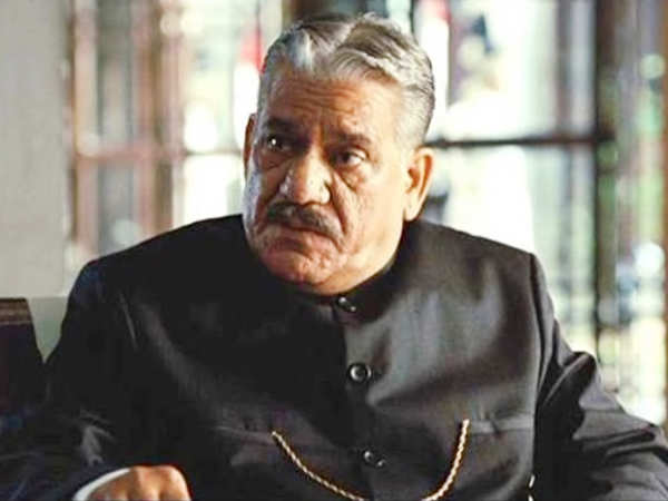 Gandhi: The Conspiracy will be Om Puri's last international movie