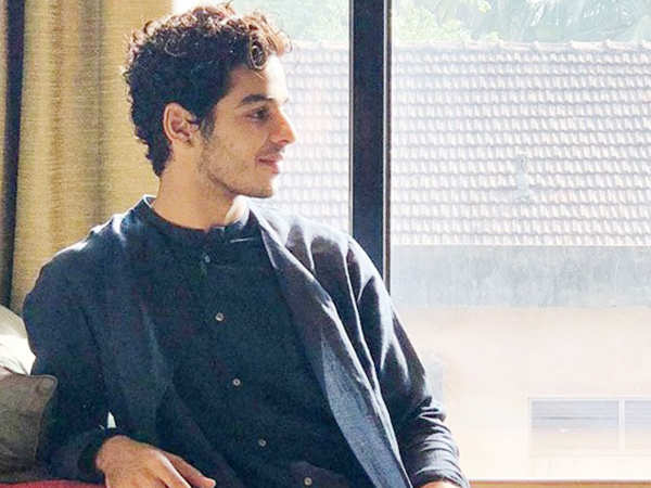 Ishaan Khatter sets the stage on fire with his moves