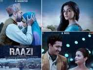 Alia Bhatt gives us different shades of Sehmat in these posters of Raazi