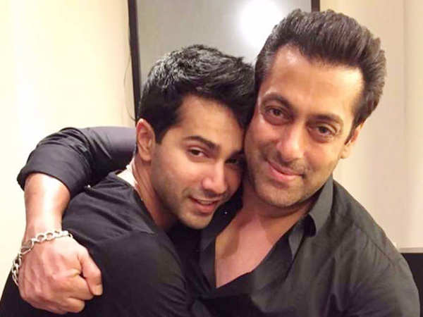 Here is how Varun Dhawan responded after Salman Khan received bail
