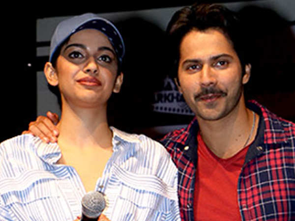 Varun Dhawan and Banita Sandhu's October to have its world premiere in Dubai