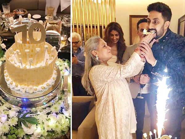 Inside Pictures: Jaya Bachchan's grand 70th birthday bash!