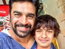 R Madhavan's son makes the country proud