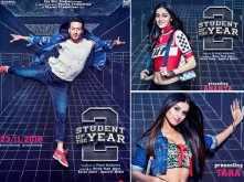 SOTY 2 first look! Tiger Shroff, Tara Sutaria and Ananya Pandey look cool