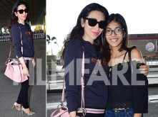 Karisma Kapoor and Samiera Kapoor make for the prettiest mother-daughter duo