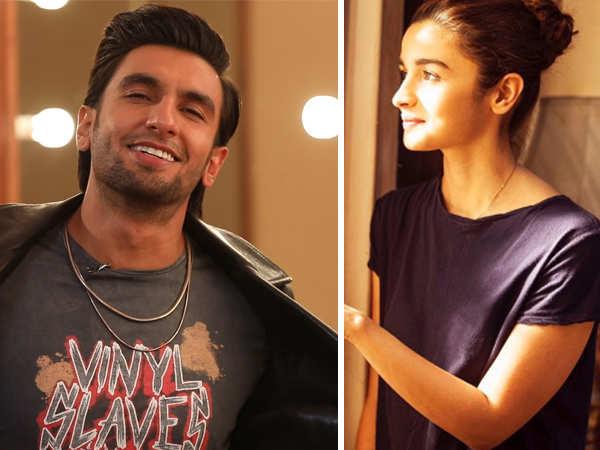 Alia Bhatt and Ranveer Singh shoot in South Mumbai for Gully Boy