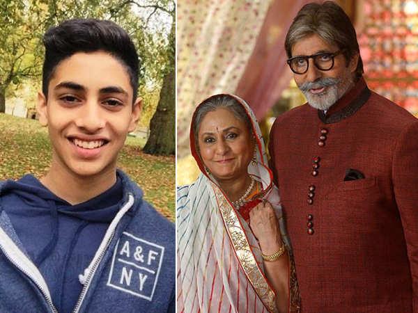 Amitabh Bachchan and Jaya Bachchan are very impressed with their grandson Agastya Nanda