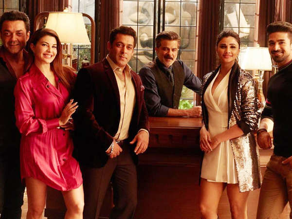 Salman Khan starrer Race 3's trailer to be out on April 27, 2018?