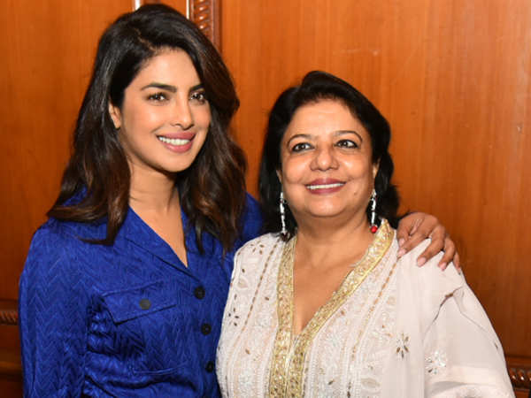 Here's how Priyanka Chopra spent her 16 hours in India