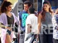 Jacqueline Fernandez, Salman Khan and Daisy Shah resume shooting for Race 3