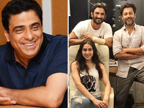 Ronnie Screwvala takes over Kedarnath as the new producer of the film