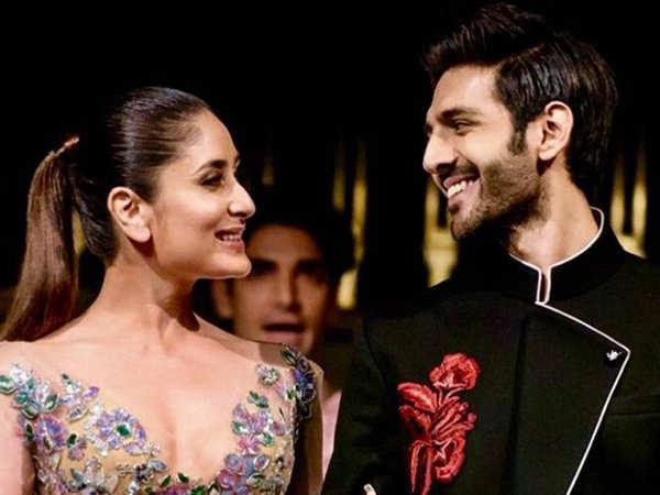 """Hopefully we will work together"" – Kartik Aaryan on Kareena Kapoor Khan"