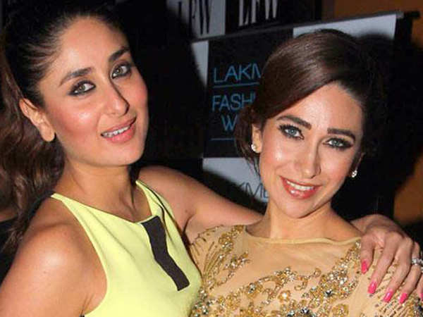 Kareena is a very emotional person – reveals sister Karisma Kapoor