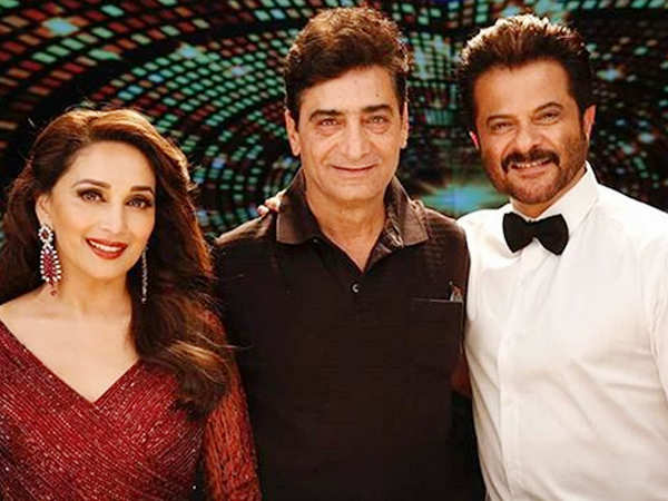 Anil Kapoor and Madhuri Dixit all set to shake a leg again