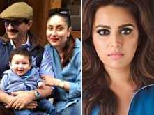 Swara Bhasker shuts down a troll who shamed Kareena Kapoor Khan for marrying a Muslim