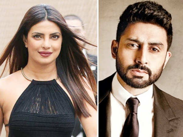 Priyanka Chopra and Abhishek Bachchan may do a film together soon
