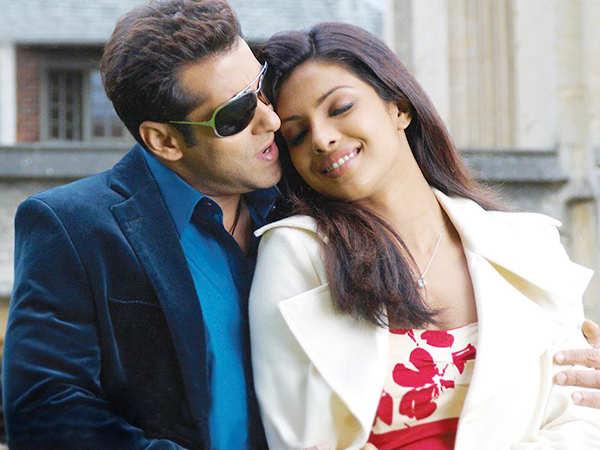 Salman Khan welcomes Priyanka Chopra