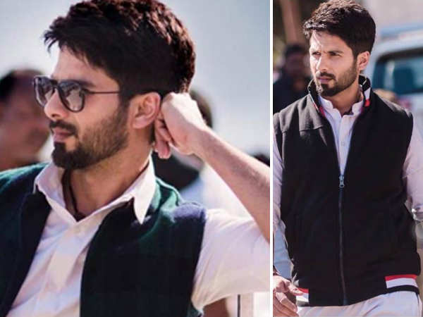 Shahid Kapoor To Shoot For The Last Schedule Of Batti Gul Meter