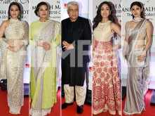 Celebrities pour in huge numbers at Manish Malhotra's Mijwan 2018 show