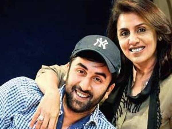 Neetu Kapoor gets emotional after watching Ranbir Kapoor walk the ramp