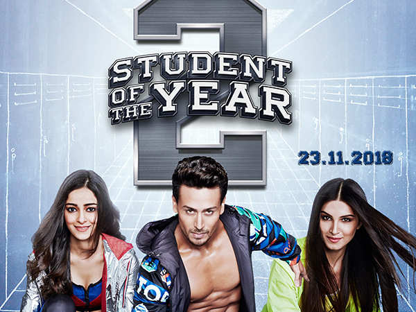 It's a wrap for the first schedule of Student of the Year 2