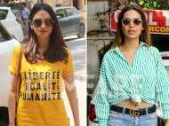 Aditi Rao Hydari and Esha Gupta beat the heat with their off-duty outfits