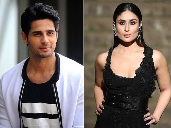 Sidharth Malhotra to romance Kareena Kapoor Khan in Dharma's next?