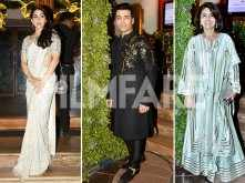Bollywood bigwigs attend Sandeep Khosla's niece's wedding reception