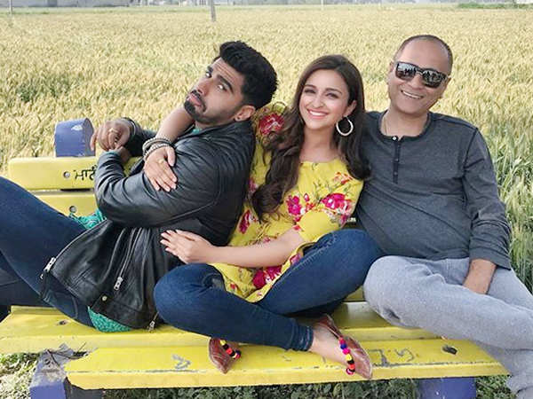 Arjun Kapoor and Parineeti Chopra's Namaste England to release on Dussehra