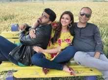 Arjun Kapoor and Parineeti Chopra's Namaste England to release on Dussehra