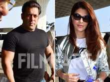 Salman Khan & Jacqueline Fernandez turn up the heat with their latest looks