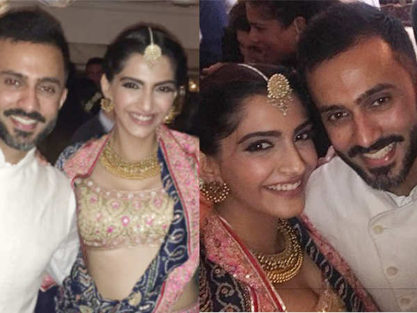 All details about Sonam Kapoor's grand mehendi ceremony