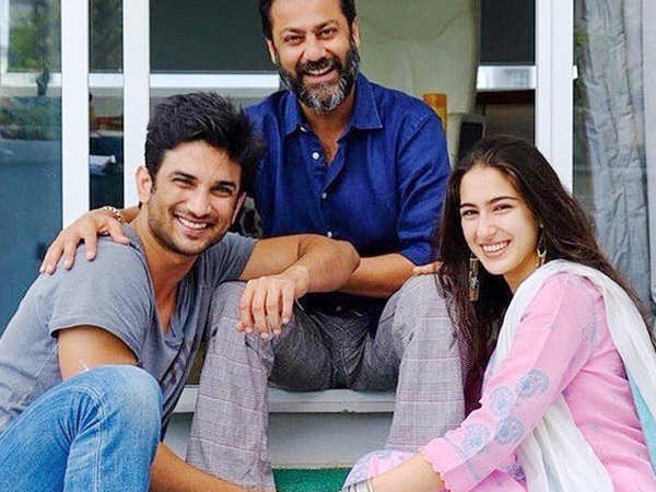 Sara Ali Khan and Sushant Singh Rajput  to shoot underwater sequences