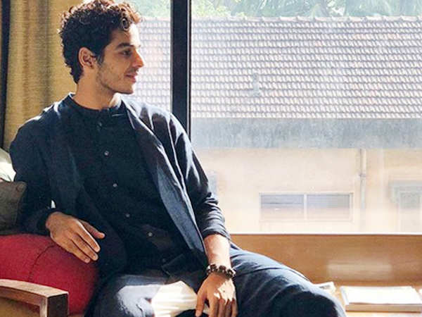 Ishaan Khatter talks about his dream beginning in Bollywood